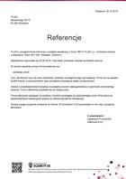 Referencja od firmy TAJKA