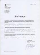 Referencja od firmy Alfa-Med s.c.