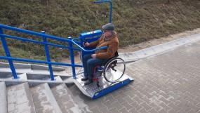 Platformy schodowe dla niepełnosprawnych - LIFT PLUS PL Wrzosowa
