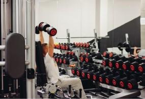 Trening na siłowni - ZAKŁAD ENERGETYCZNY sport&fitness Murowana Goślina