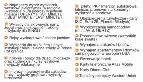 Bilety autokarowe - Zbójnicki Szlak Leszek Młodzianowski Żywiec