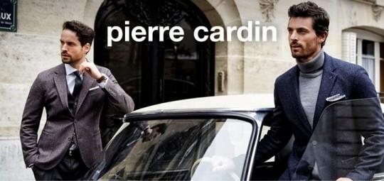klassischer Stil professionelle Website neue Season Odzież outletowa Pierre Cardin Pierre Cardin, Otto Kern ...