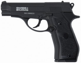 Wiatrówka CyberGun Swiss Arms P84 - STREFA PC Agata Flaga Bogatynia