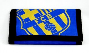 Portfel FC Barcelona 5015860191008 - SportBrand.pl Buty Nike Adidas Krosno