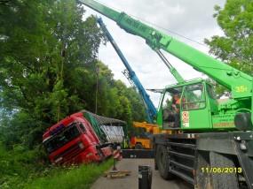 Dźwig 35 ton - Dźwig Skrypoczka Ireneusz Węgorzewo