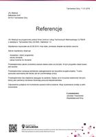 Referencja od firmy JRJ Medical