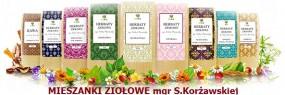 Mieszanki ziołowe - Sklep Zielarsko - Medyczny św. Anny Tychy