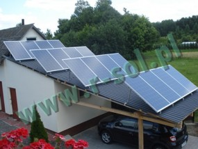 Montaż paneli fotowoltaicznyh - R-SOL Centrum Energii Odnawialnej Zamość