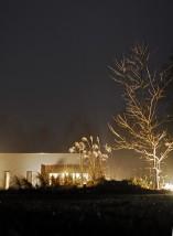 aranżacja oświetlenia w ogrodzie - Autorska Pracownia Architektury Krajobrazu Jardin Warszawa