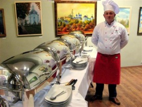 Catering na bankiet - Modny Catering Gniezno