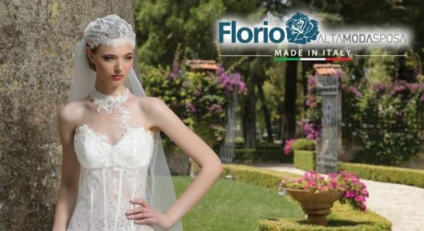 e55fdd2de9 SUKNIE ŚLUBNE FLORIO Alta Moda Sposa - Salon Włoskich Sukien Ślubnych  GIOVANNA SPOSA Zgorzelec