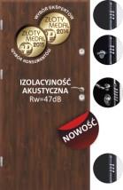 Drzwi zewnętrzne i wewnętrzne wejściowe - JJ Profit  Janusz Jaworski okna Łańcut Łańcut
