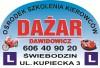 """OSK """"DAŻAR"""" Dawidowicz Wojciech"""