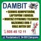 Damian Bęben Serwis komputerowy DAMBIT, Montaż instalacji Tv, Sat i monitoringu