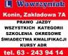 Ośrodek Szkolenia Kierowców Tadeusz Wawrzyniak
