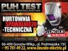 Hurtownia spawalniczo-techniczna P.U.H. TEST