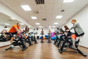 Spinning - ZAKŁAD ENERGETYCZNY sport&fitness Murowana Goślina