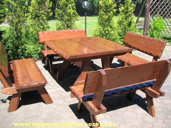 Meble Ogrodowe Drewniane Tarnowskie Gory : Meble ogrodowe drewniane Meble ogrodowe  Będlewo Meble Ogrodowe