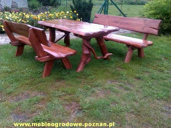 Meble Ogrodowe Drewniane Tarnowskie Gory : DREWNIANE MEBLE OGRODOWE Meble ogrodowe  Będlewo Meble Ogrodowe