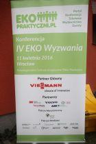 Konferencja IV Eko Wyzwania