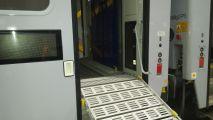 Roll-A-Ramp w wagonach PKP Intercity