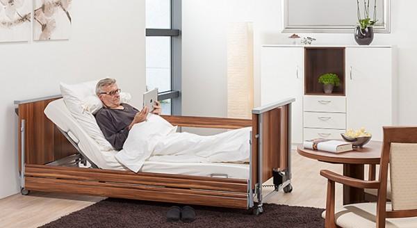 łóżko Rehabilitacyjne Hermann Bock łóżka Rehabilitacyjne
