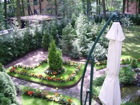 Układanie kamienia, płyt i kostki brukowej w ogrodach - Darpol Warszawa