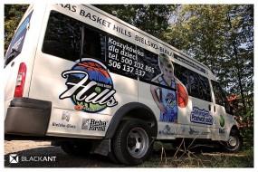 transport osób - Basket Hills - przewóz osób i wynajem busa Bielsko-Biała
