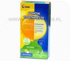 Pasta do zębów FOHOW TOOTHPASTE bez fluoru - Fohow Wrocław