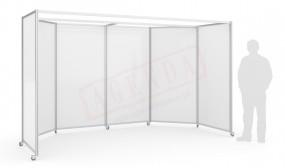 Tablca typu lean (lean corner) - Agenda Sp. z o.o. Krosno
