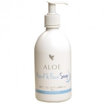 Aloe Hand & Face Soap - Mydło w płynie Forever Living - Forever Living Products Wrocław