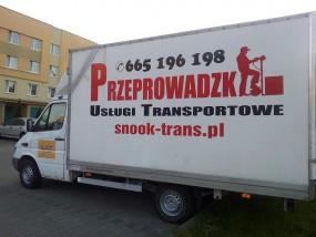 Transport urządzeń poligraficznych - Snook-Trans Z.Wymoczył Lublin