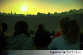 planetarium obwoźne - Supernowa planetarium mobilne Kielce