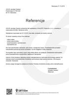 Referencja od firmy JDCAR Jarosław Dziedzic