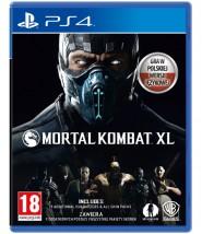 Gra Mortal Kombat XL PS4 - TRADE CENTER NET Robert Duczek Siedlce
