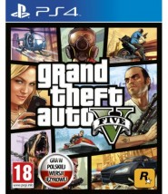 Gra GTA V 5 Grand Theft Auto PS4 - TRADE CENTER NET Robert Duczek Siedlce