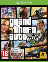 Gra GTA V 5 Grand Theft Auto Xbox One - TRADE CENTER NET Robert Duczek Siedlce
