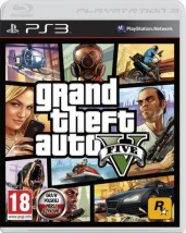 Gra GTA V 5 Grand Theft Auto PS3 - TRADE CENTER NET Robert Duczek Siedlce