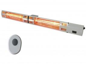 Ścienna lampa grzewcza na taras 105cm 3kW + pilot - MAGNUM-PRO Częstochowa
