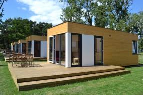 Domki Letniskowe 4 osobowe - Active Park Sp. z.o.o. Sopot