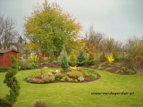 aranżacja ogrodów - Verde Garden Urszula Sulej Biała Podlaska