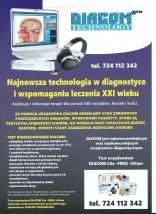 Diagnostyka i skan DIACOM - bodyskan Jasienica