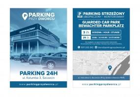Parking Strzeżony 24h - Apark Teresa Chmielewska Szczecin