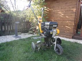 Glebogryzarka Stiga - Gardenico wynajem maszyn ogrodowych Wrocław