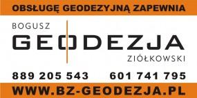 Obsługa budowy - Usługi Geodezyjne Marek Ziółkowski Wejherowo