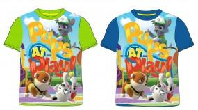 T-shirt Psi Patrol - GATITO Sp. Z O.O Sp.K. Dystrybutor artykułów i odzieży licencyjnej dla dzieci Jaworzno