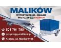 Przyczepy Lawety MALIKÓW-Wypożyczalnia Dealer RYDWAN