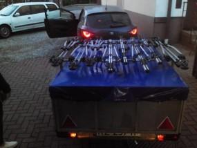 Wynajem Uchwytów Rowerowych - GustawTravel - Wypożyczalnia Bagażników Samochodowych Warszawa