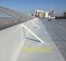 Uszczelnianie dachów pokrytych membraną PCV, TPO, EPDM - Przedsiebiorstwo Remontowo Budowlane JOANNA Police