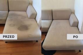 Czyszczenie pranie rogówki/narożnika - SmartCleaner Gliwice